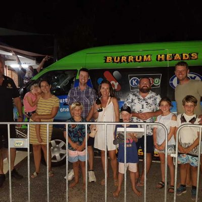 Burrum Heads Hotel Bus